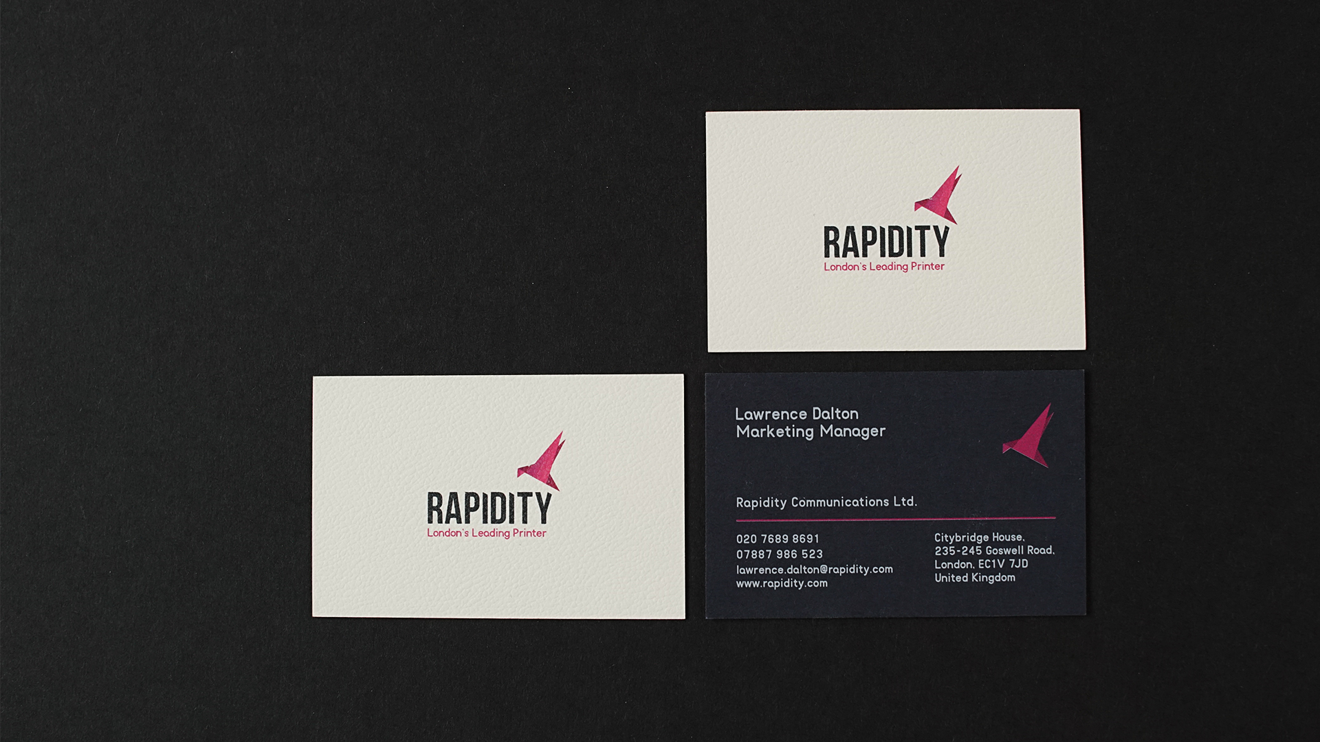 Award Winning! - Rapidity